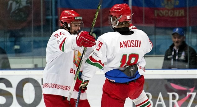 Belarus aims to stay up