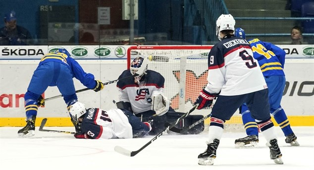 USA gets top spot with win