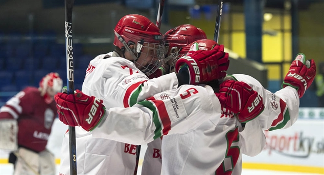 Belarus wins decisive Game 3